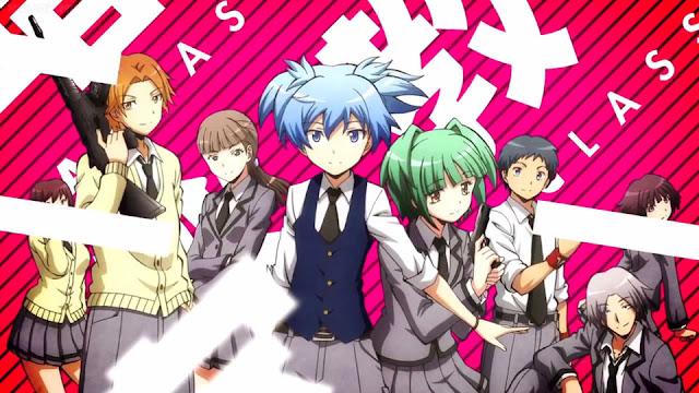 Anime 'Ansatsu Kyoshitsu' Musim Kedua Akan Tayang Pada Januari