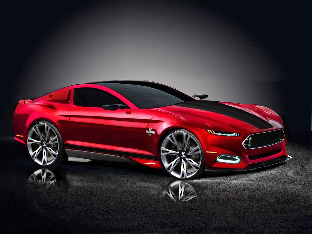 2016 ford mustang - 2016 Dodge Barracuda Interior