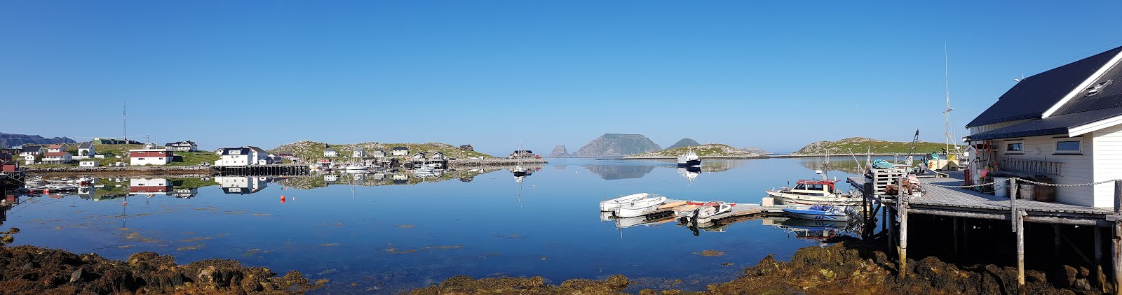 GJESVÆR FISHING CAMP