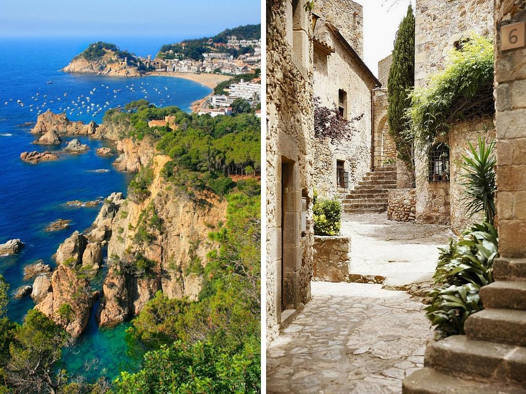 Travel bucket list 2016 Costa Brava Spain