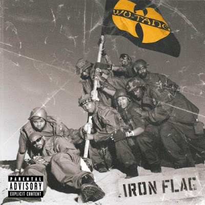 Wu-Tang Clan – Iron Flag (CD) (2001) (FLAC + 320 kbps)