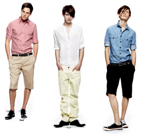 Different types of fashion styles for men 15