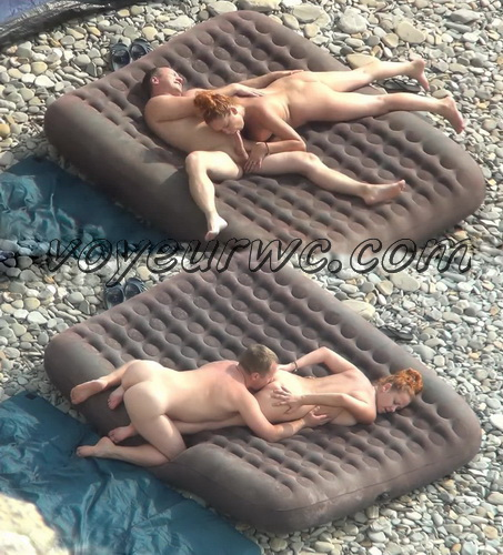 BeachHunters Sex 16443-16490 (Nude Beach Sex Voyeur)