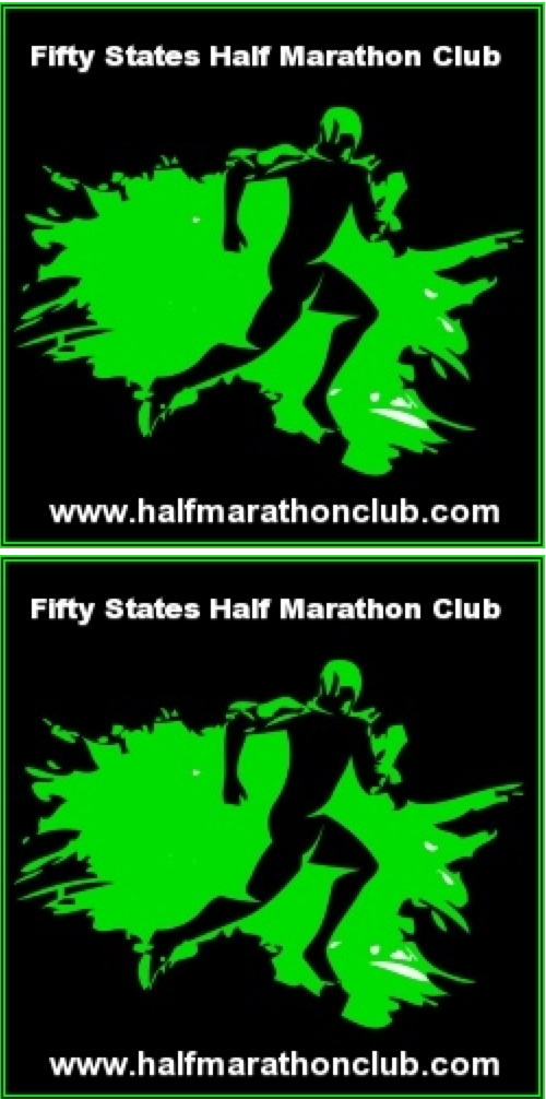 Half Marathon or Marathon in All 50 States