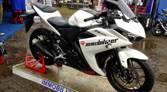 Yamaha R25 Dikabarkan Akan Dibekali Fitur Immobilizer