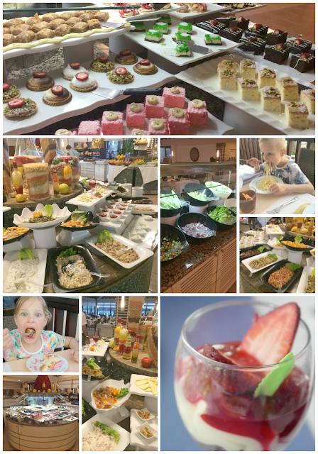 food Crystal Green Bay Resort
