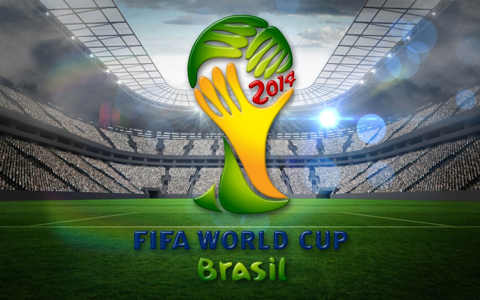 2014 Brazil 20th FIFA World Cup