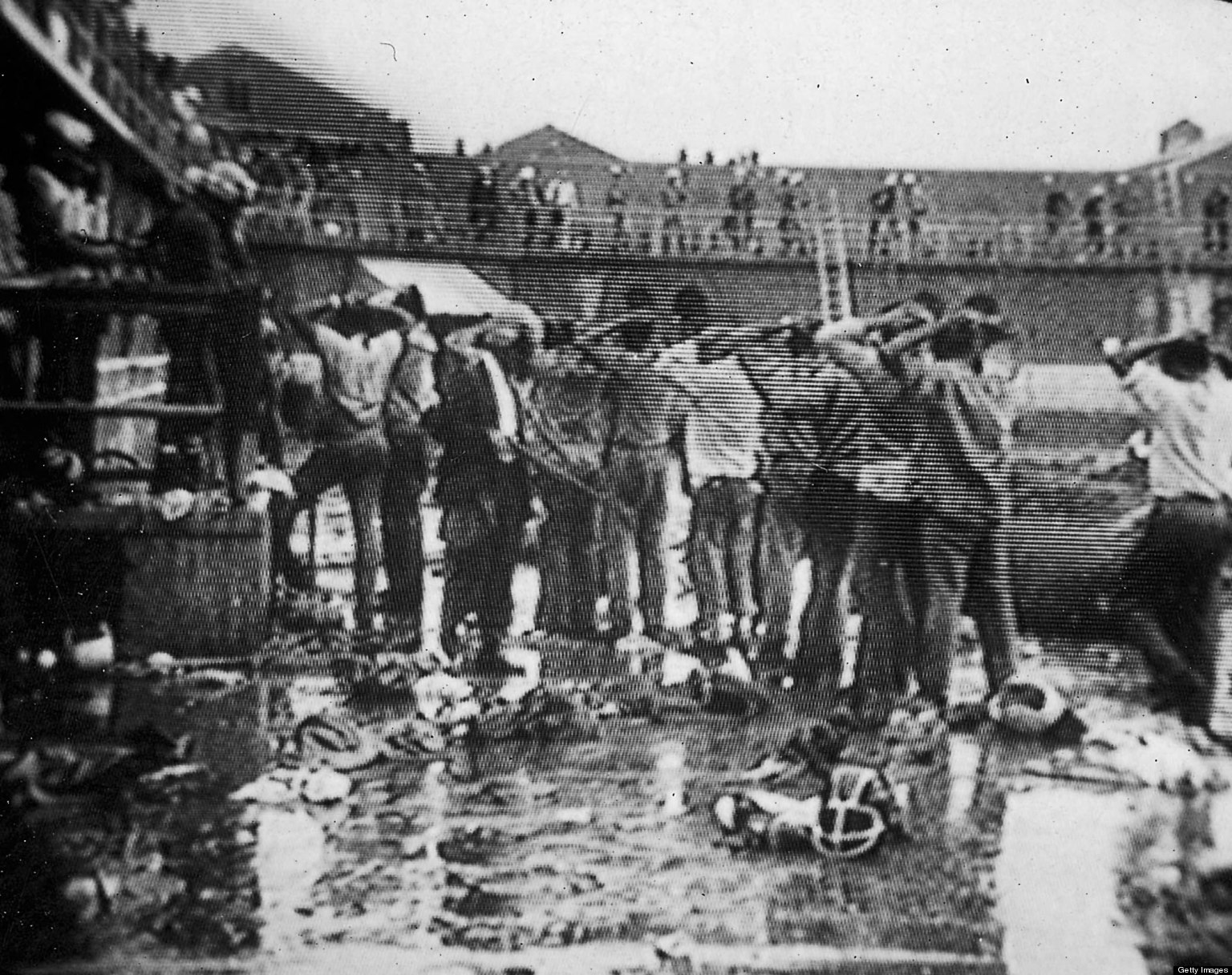 attica prison riot Learn more about the attica prison uprising below:  on september 9th of 1971  prisoners took over and shut down attica, new york state's.