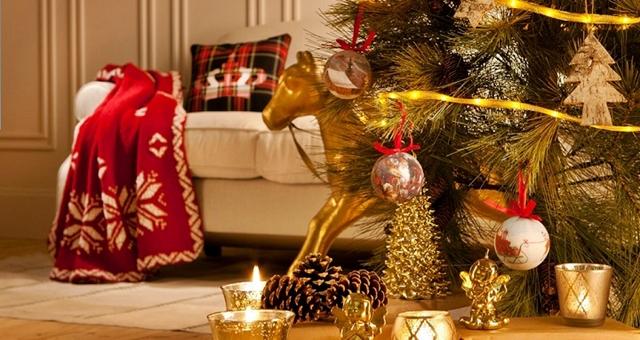 Tips para decorar tu casa en navidad ideas para navidad for Decoracion hogar navidad 2014
