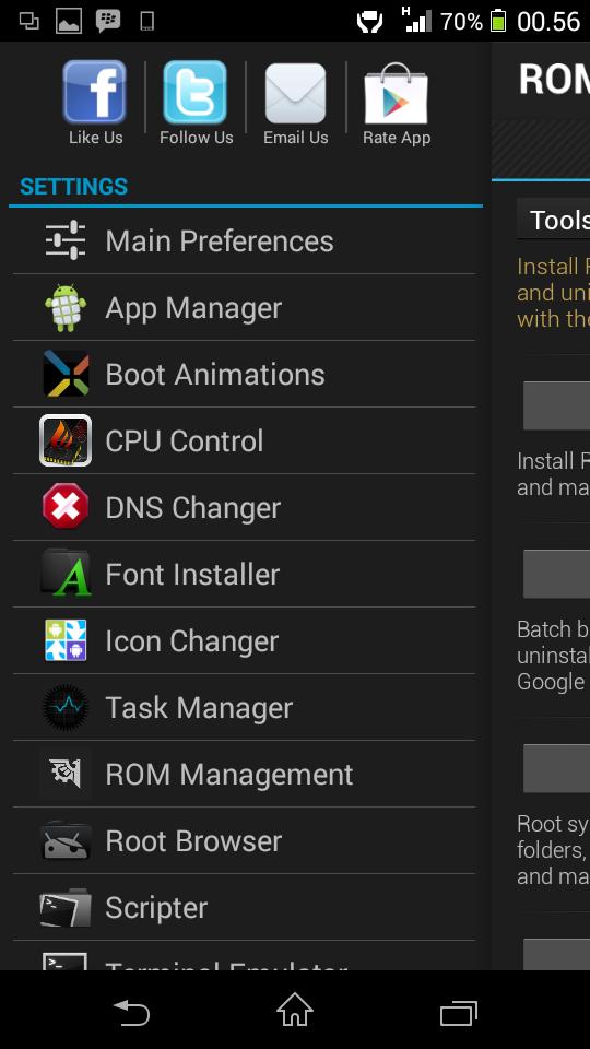 ROM Toolbox Pro Apk Terbaru