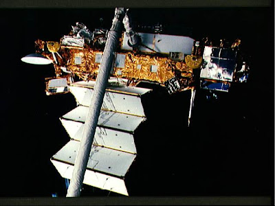 satelite UARS reingreso 23 de septiembre