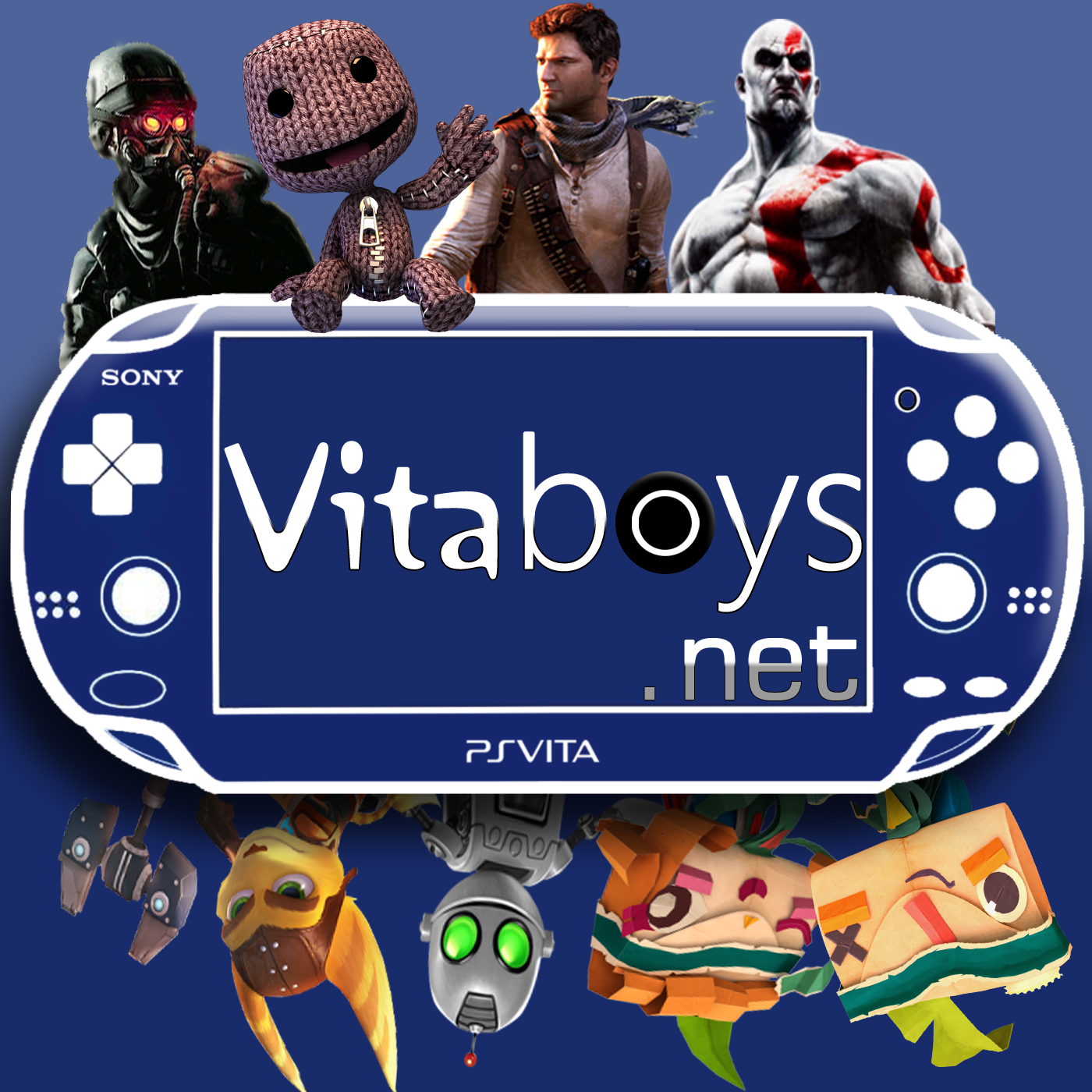 VitaBoys: PS Vita, 3DS, and IOS Gaming Show