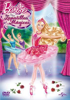 Barbie Y Las Zapatillas Mágicas DVDrip [Latino] PL