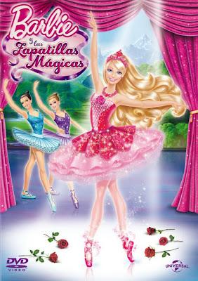 Barbie Y Las Zapatillas Mágicas [2013] [Dvdrip] [Español Latino]