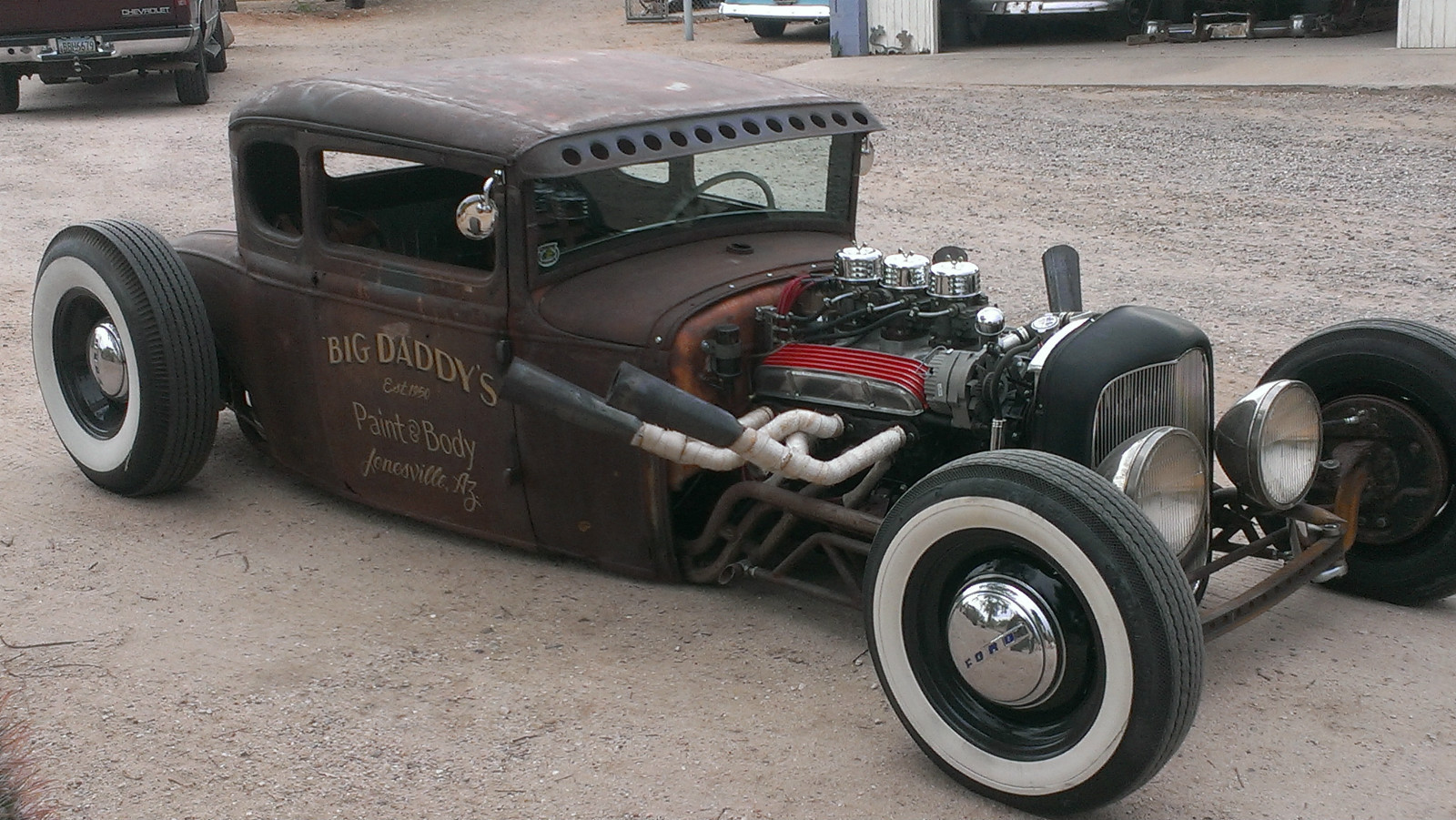 American Rat Rod Cars & Trucks For Sale: 1930 Model A 5 Window Coupe ...