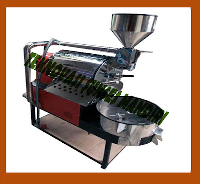 mesin sangrai biji kopi