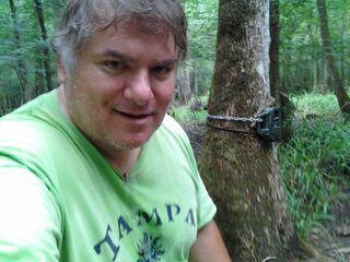Tim Fasano Looking For Bigfoot