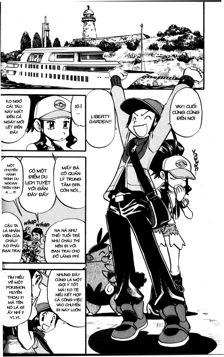 Pokemon Special Chap 480 - Next Chap 481