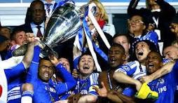 Chelsea campeão liga campeões Europa 2011/12