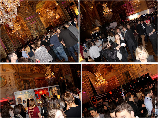 Golden Blog Awards 2015 - Hôtel de Ville Paris - Les Mousquetettes©