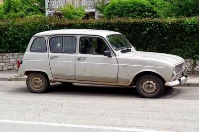 1984 Renault 4 Hatchback