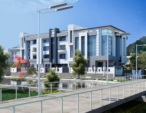 Desain Rumah Sakit Modern yang Inspiratif - Koleksi Gambar Rumah ...