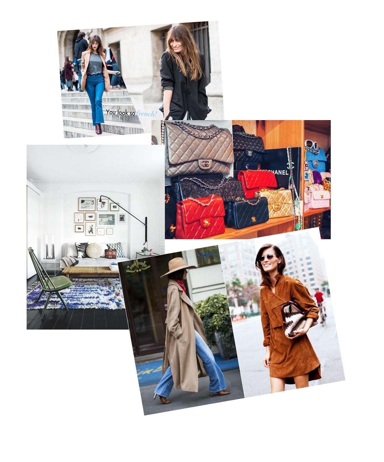 Chanel erhöt Preise um 30% Paris 70s Vibes Fashion Scnadinavian Interior clicksoftheweek