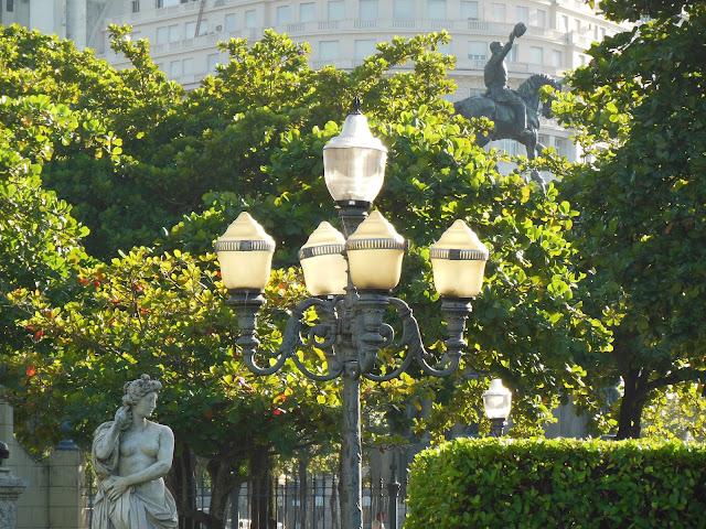Praça Paris, Rio/Foto: Marcelo Migliaccio