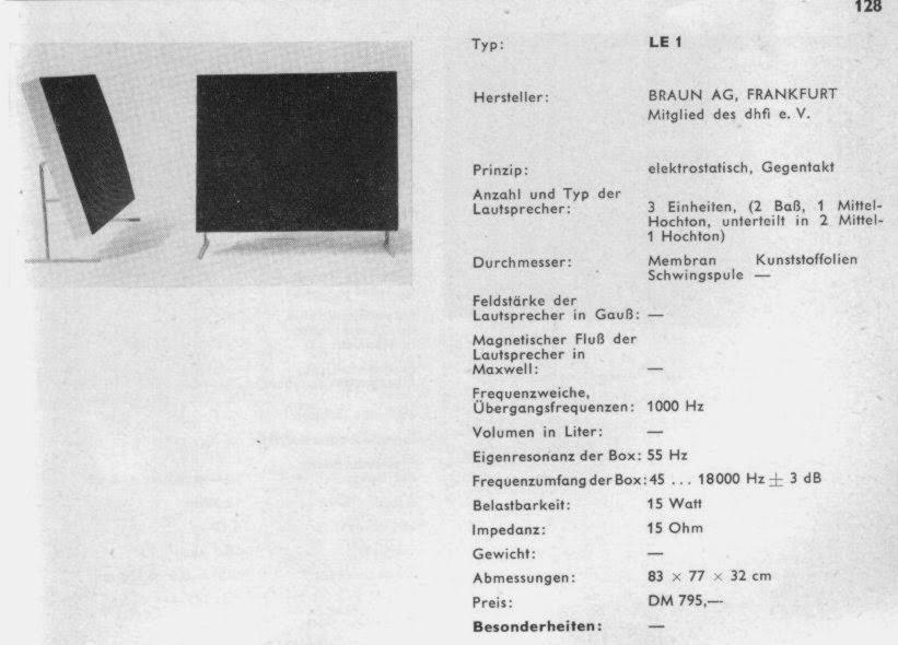 BRAUN - Página 3 Braun+LE1