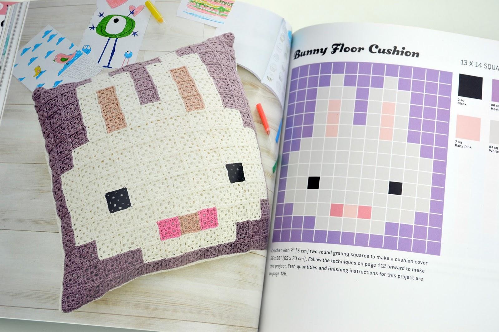 Crochet in Color: Pixel Crochet