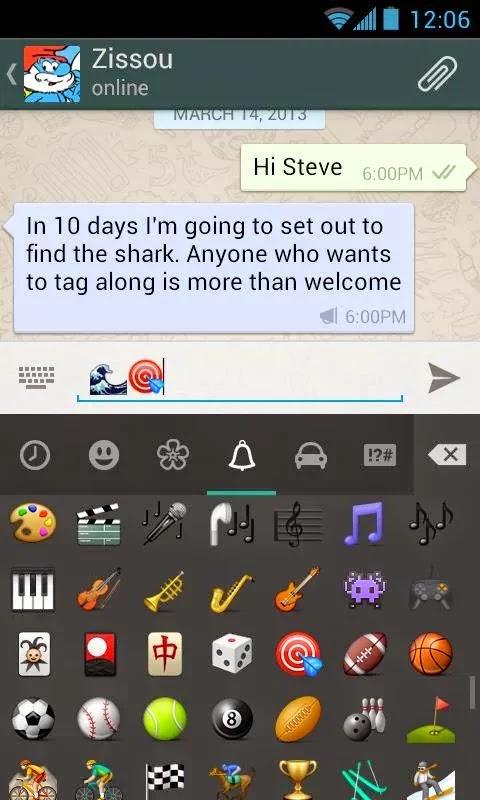 WhatsApp Messenger v2.11.489