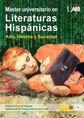 Máster en Literaturas Hispánicas, UAM 2013