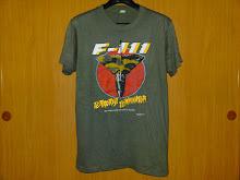Vtg F-111 Terrorist Terminator86s