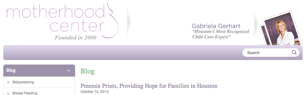 http://www.motherhoodcenter.com/blog/uncategorized/preemie-prints-providing-hope-for-families-in-houston/