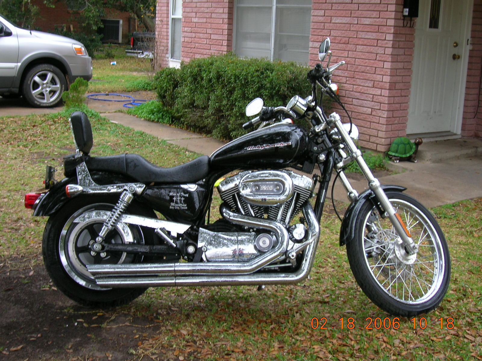 auto review top harley davidson sportster. Black Bedroom Furniture Sets. Home Design Ideas