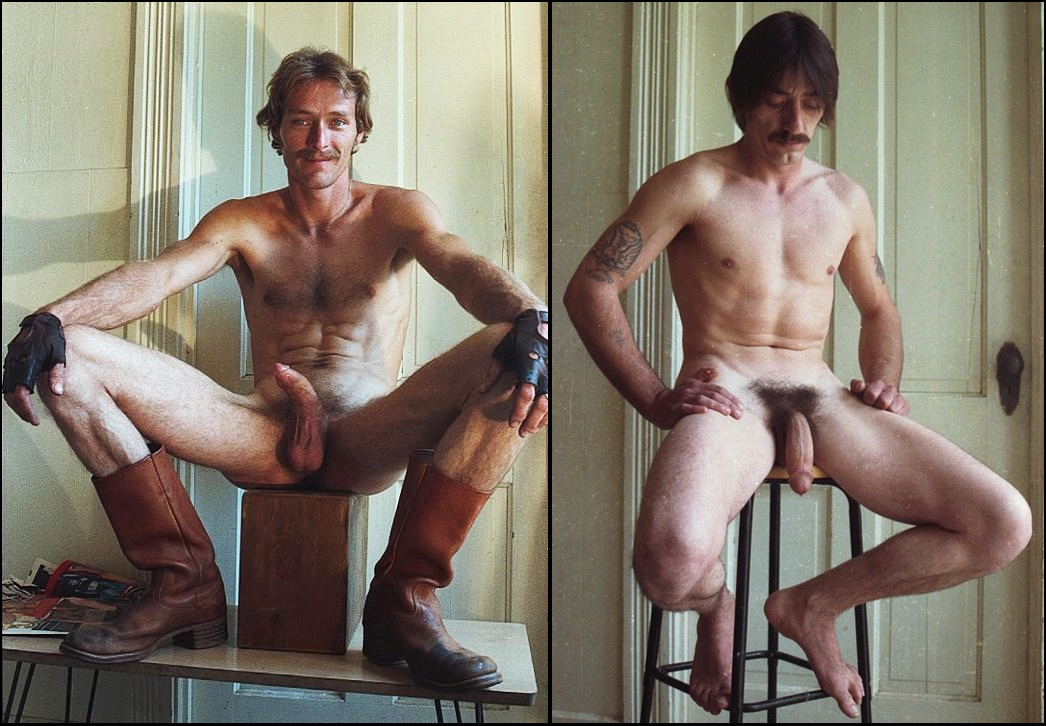 image Nude trailer trash men dicks and anal gay