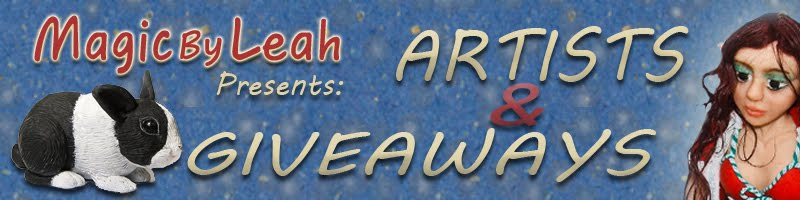 MagicByLeah Presents: Artists & Giveaways