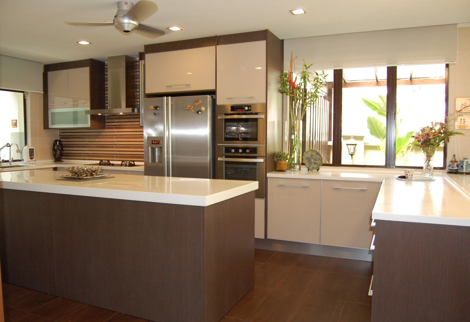 kitchen cabinet malaysia - Malaysia Interior Design Blog