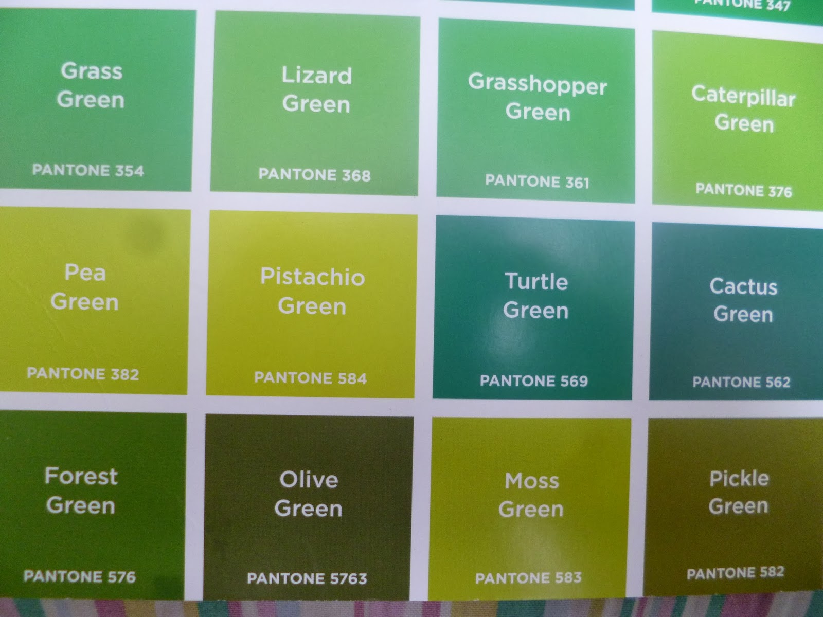 Book colour names - They Remind Me A Bit Of The Names At The End Of The Paper Covers On Crayola Crayons They Make The Colours So Much Nicer Somehow
