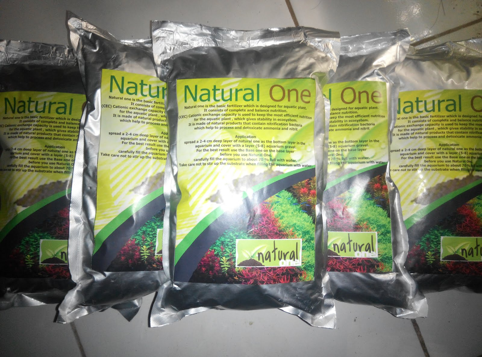 Pupuk Dasar Natural One