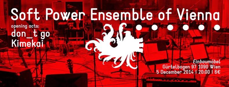 Soft Power Ensemble of Vienna in Einbaumöbel