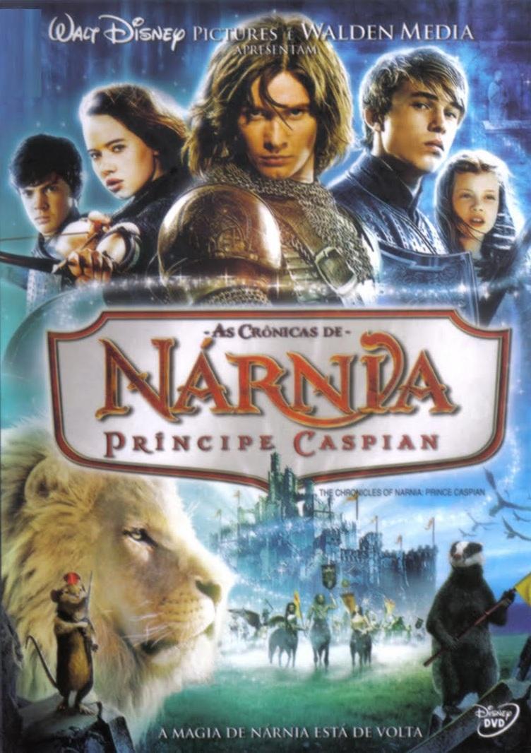 As Crônicas de Nárnia: Príncipe Caspian – Legendado (2008)