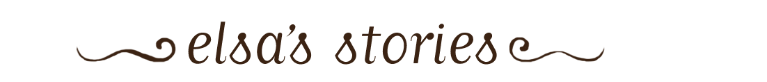 elsa's stories