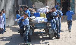 Projek 9: Back To School untuk anak-anak Gaza