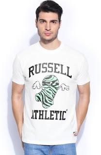 upto 75%-80% off on Russell Athletics