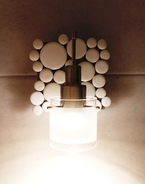 lampa mozaika jak zrobić krok po kroku,blog DIy majsterkowanie krok po kroku