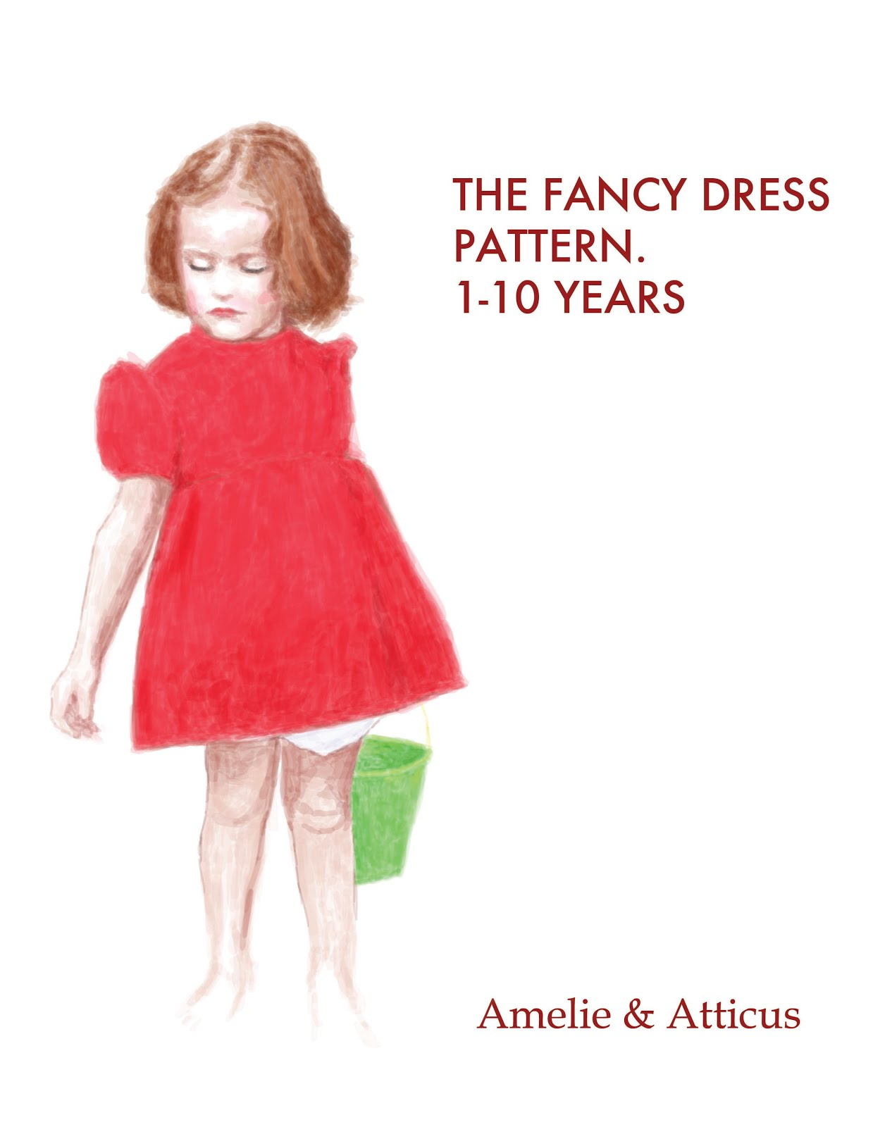 Shop The Fancy Dress Pattern