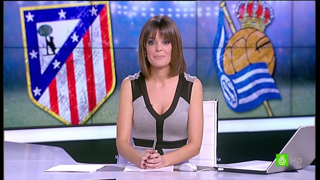 MARIA MARTINEZ, LA SEXTA DEPORTES (02.02.14)