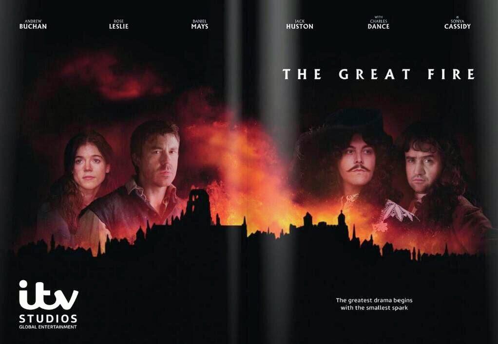 The Great Fire (2014-) ταινιες online seires xrysoi greek subs