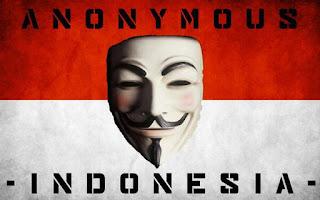 Pesan Anonymouse Indonesia Untuk ISIS